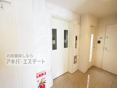 【ロビー】クレア錦糸町