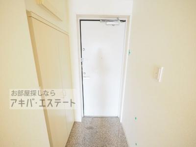 【玄関】クレア錦糸町