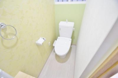 【トイレ】小山5丁目テラス