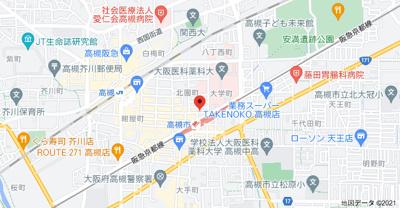 【地図】FKビル (株)Roots