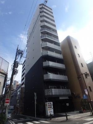 川崎駅へアクセス便利な築浅マンションです。