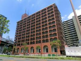 ノア北天満は地上12階建てで、総戸数が70戸のマンションです!