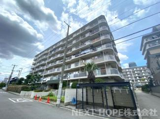 【サンマンション塚口第壱】地上7階建 総戸数75戸 ご紹介のお部屋は5階部分です♪