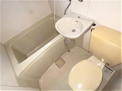 【浴室】緑橋フミヤマンション