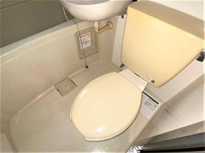 【トイレ】緑橋フミヤマンション