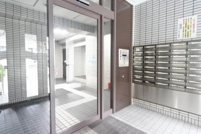 【セキュリティ】グラン・ドムール南大江パークタワー