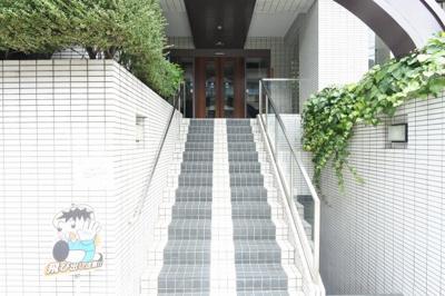 【設備】グラン・ドムール南大江パークタワー