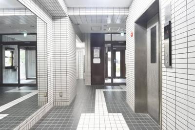 【エントランス】グラン・ドムール南大江パークタワー