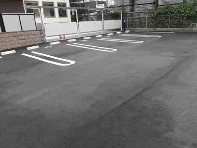 【駐車場】エスポワールⅣ