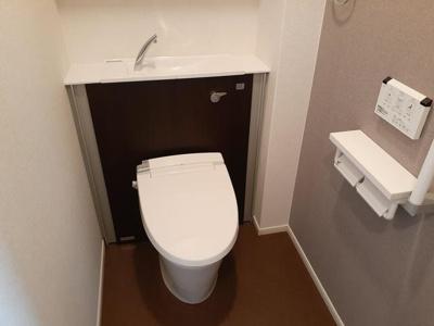 【トイレ】エスポワールⅣ