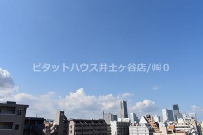 【展望】GRANDREVE横濱II 一グランレーヴヨコハマツー