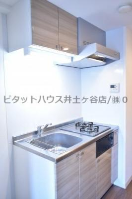 【キッチン】GRANDREVE横濱II 一グランレーヴヨコハマツー