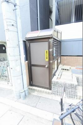 【その他共用部分】朝日プラザ長堀東パサージュ