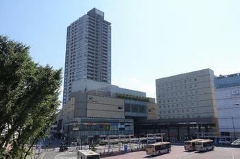 京浜急行線「京急鶴見」駅より徒歩1分 地上31階建タワーマンション