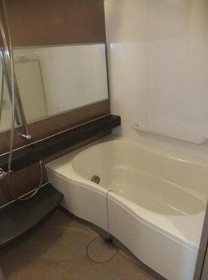 【浴室】アクシア広尾