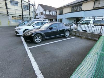【駐車場】ウエストクリーク