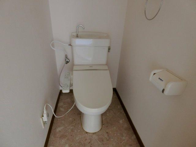 【トイレ】ウエストクリーク