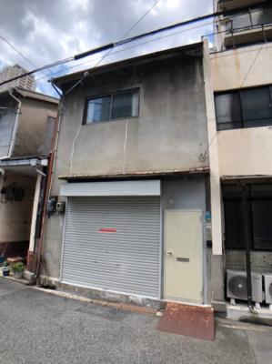 【外観】大阪市浪速区日本橋西1丁目 売地