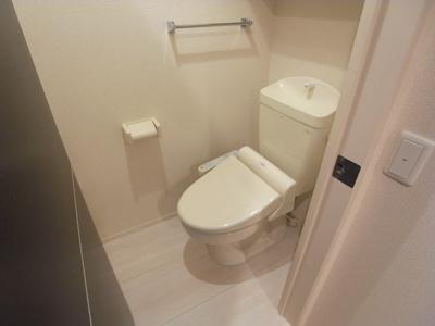 【トイレ】(仮称)北野町1丁目D-room