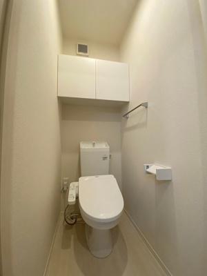 【トイレ】(仮称)D-room花隈町