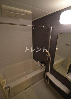 【浴室】アヴニール元代々木