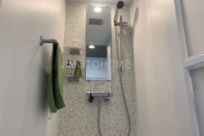 【浴室】中崎町ハイツ