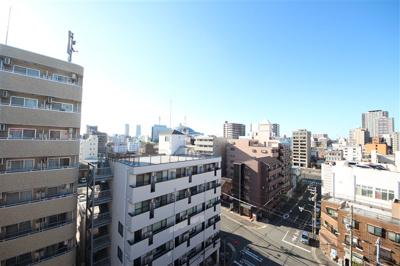 【展望】グランパシフィック桜川WEST