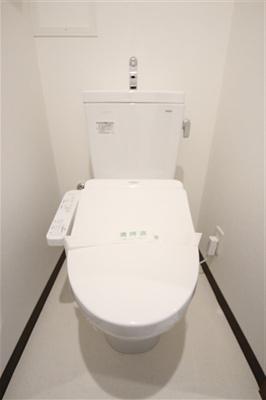 【トイレ】グランパシフィック桜川WEST