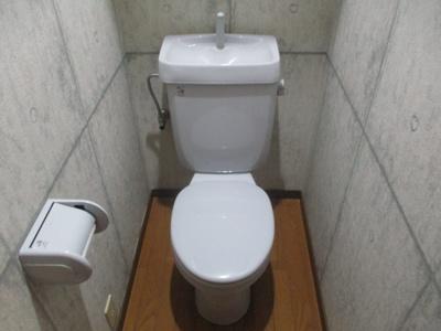【トイレ】リッツハイツ中西