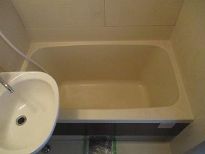 【浴室】ハイツローズ
