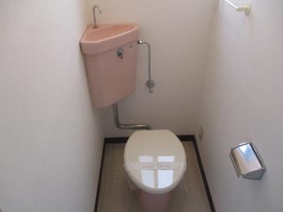 【トイレ】ハイツローズ
