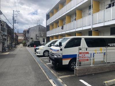 【外観】村井第2駐車場