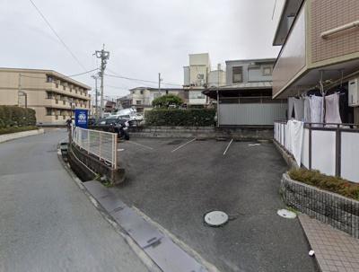 【外観】プレオ箕面駐車場