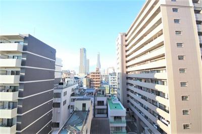 【展望】エステムコート大阪ベイエリア