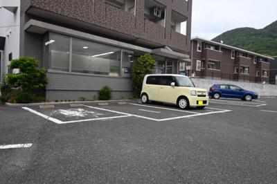 【駐車場】コートヒルズ