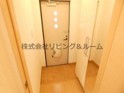 【玄関】アルファードA