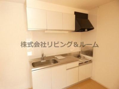 【キッチン】アルファードA
