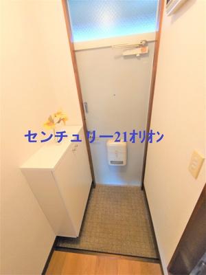 【玄関】フラット練馬