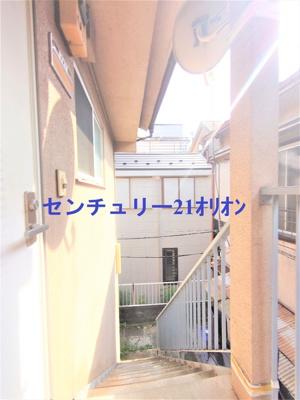 【トイレ】フラット練馬