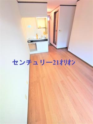 【洋室】フラット練馬