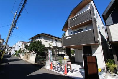 ECOMO 国分寺市東恋ヶ窪 完成済全3棟→最終一棟