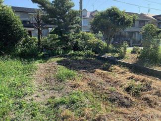 【外観】下阪本四丁目45坪土地