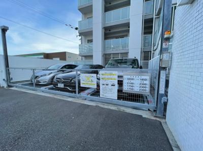 【駐車場】ワコーレ舞子海岸通