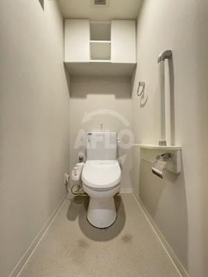 エルザグレース堀江タワー トイレ