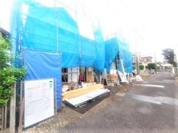 国立市東3丁目の新築一戸建の画像