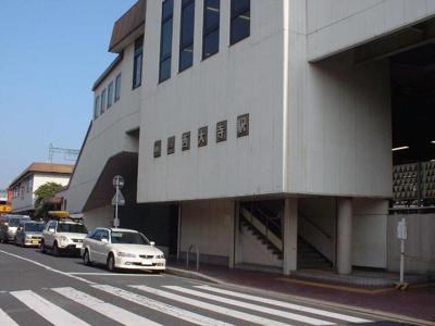 近鉄西大寺駅まで1,200m