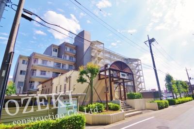 【エントランス】せんげん台サンライトマンション中央三番館