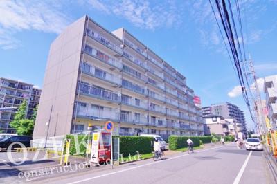 【外観】せんげん台サンライトマンション中央三番館