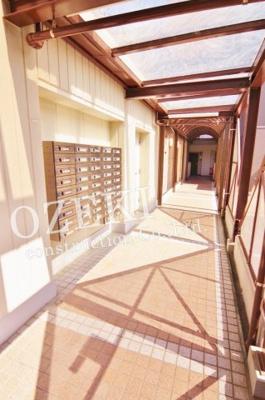 【設備】せんげん台サンライトマンション中央三番館