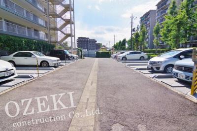 【駐車場】せんげん台サンライトマンション中央三番館